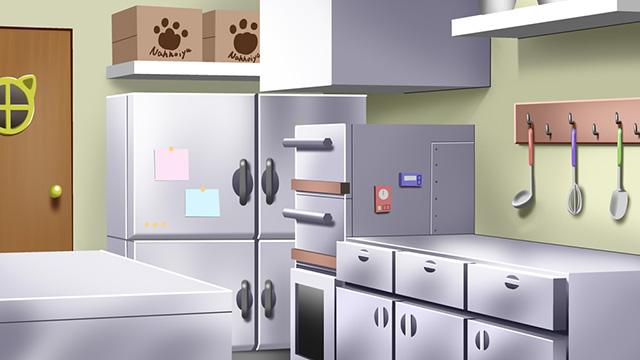 にゃっほい屋キッチン